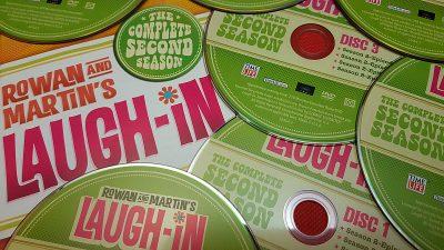 Laugh In Second Season DVD Box Set