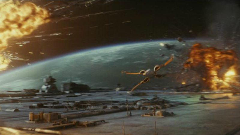 Star Wars locations The Last Jedi