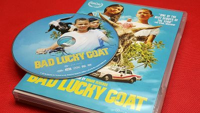 Bad Lucky Goat DVD Giveaway – 5 Winners – Ends 12/27/17