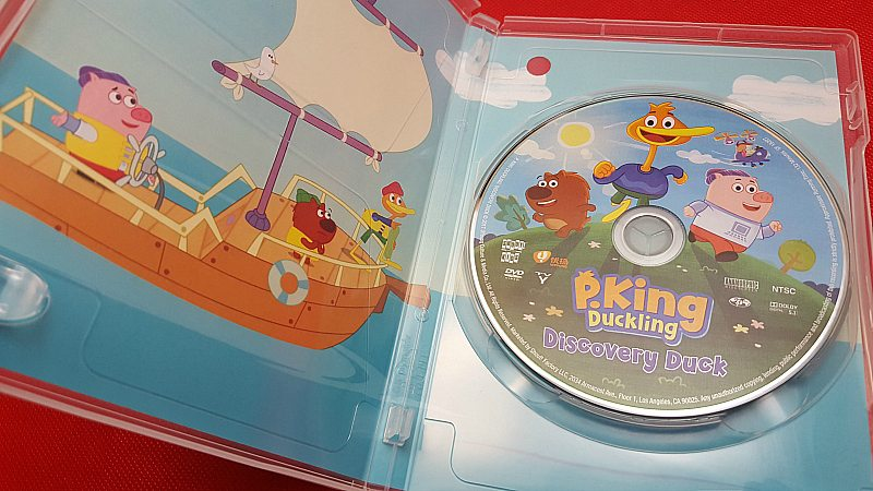 disney junior p king duckling