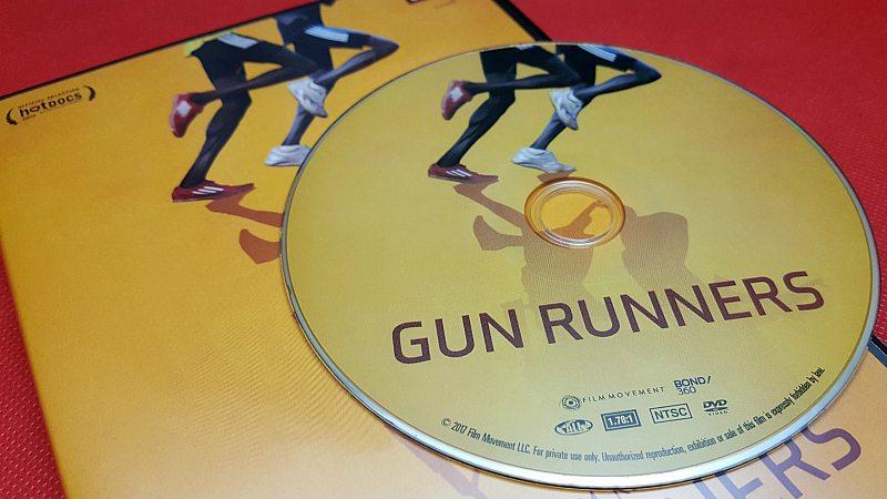 gun runners dvd movie