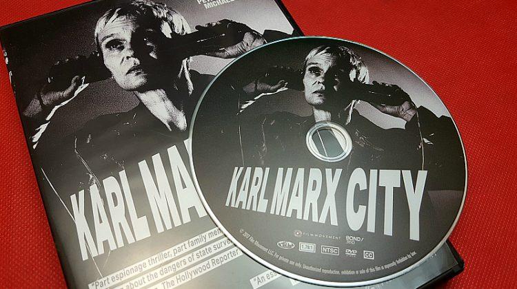 Karl Marx City DVD Giveaway – 5 Winners – Ends 12/29/17