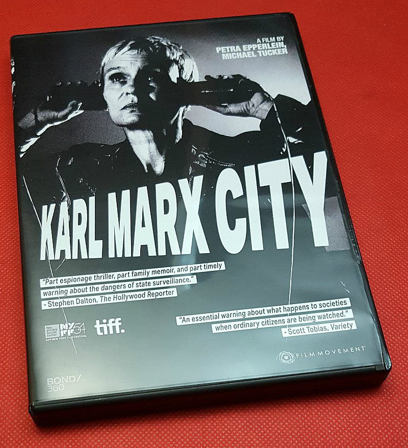 karl marx city movie dvd