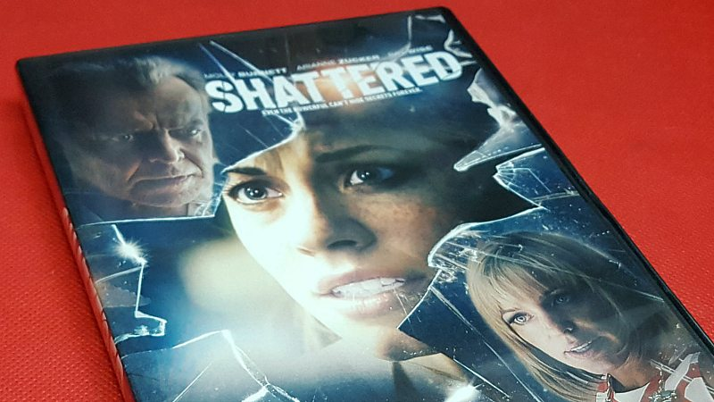 shattered movie dvd