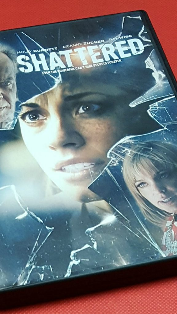 shattered movie dvd film movement