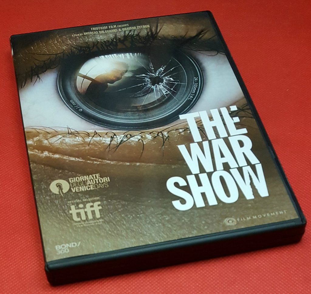 the war show movie dvd