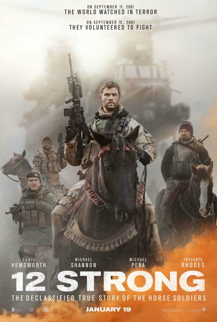 12 Strong Movie Chris Hemsworth