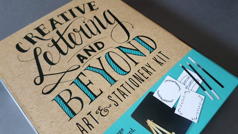 Creative Lettering and Beyond Art Kit