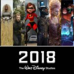 2018 Disney Movies Schedule