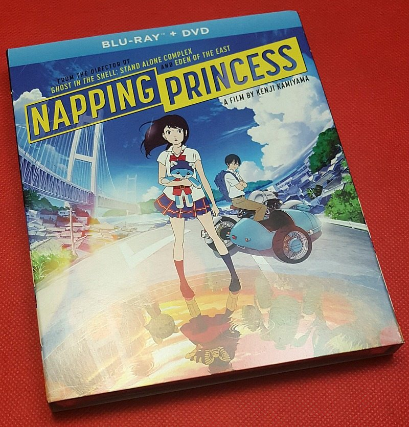 Anime Movie Napping Princess