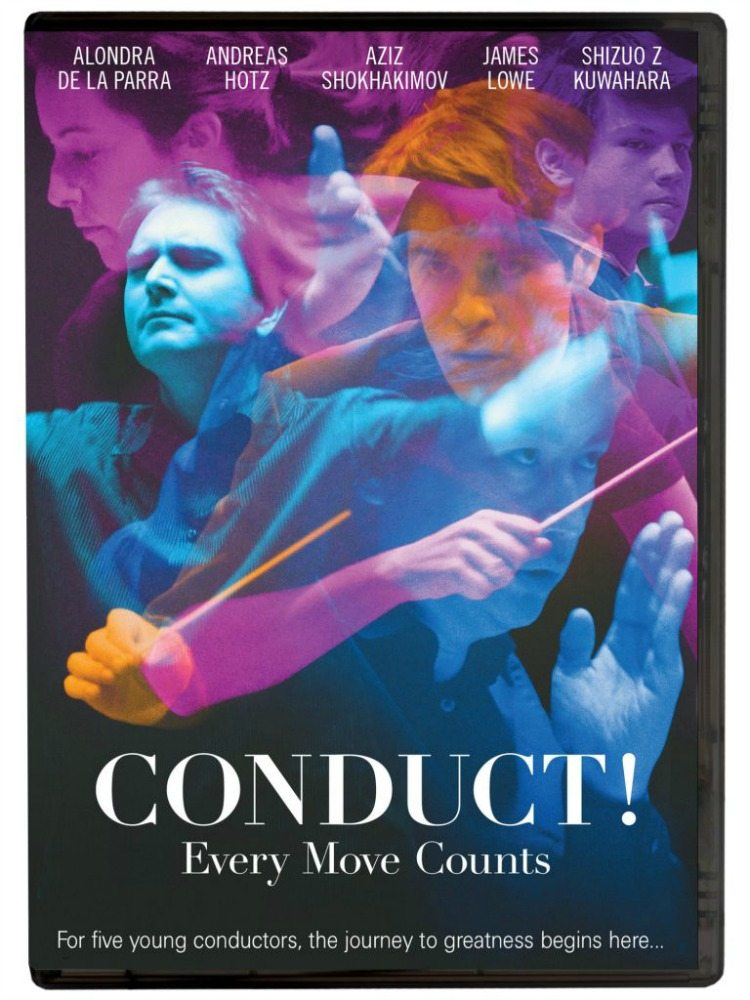 Conduct Movie DVD Every Move Counts