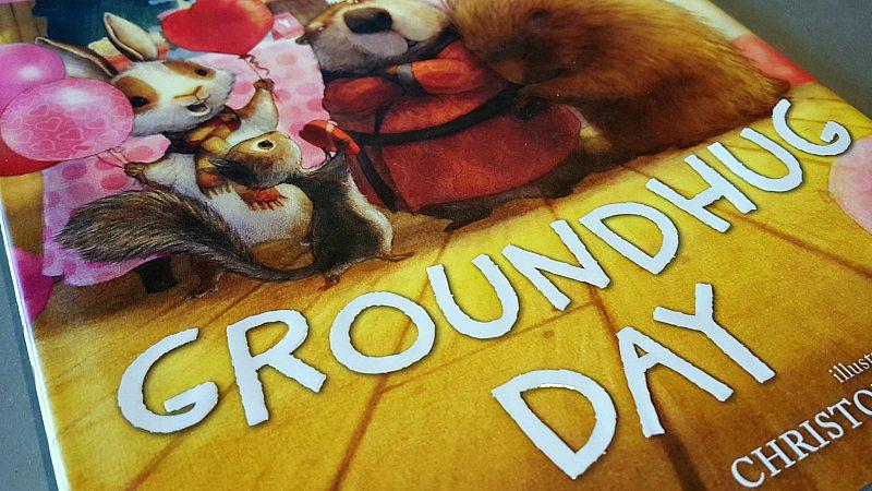 Groundhug Day Childrens Book