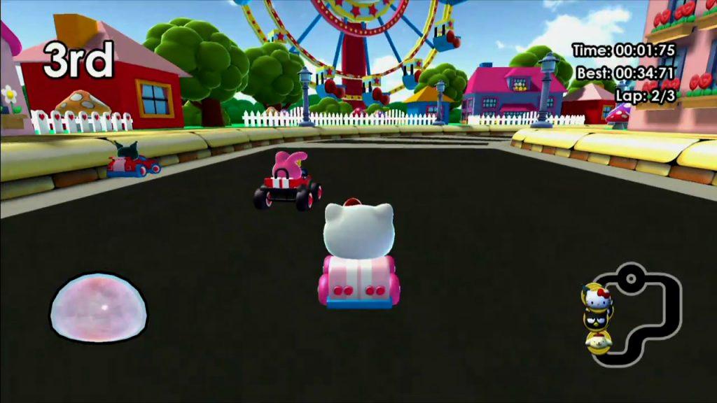 Hello Kitty Kruisers Game Nintendo Switch