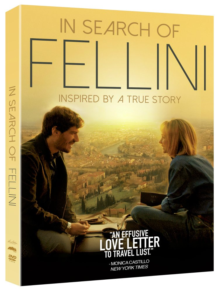In Search of Fellini Movie DVD