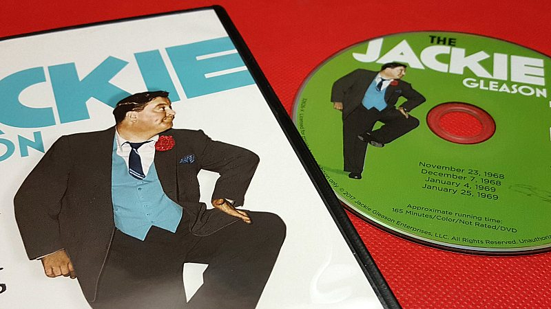 Jackie Gleason Show DVD In Color
