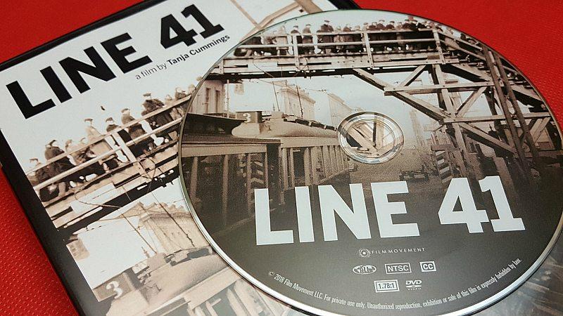 Line 41 movie DVD