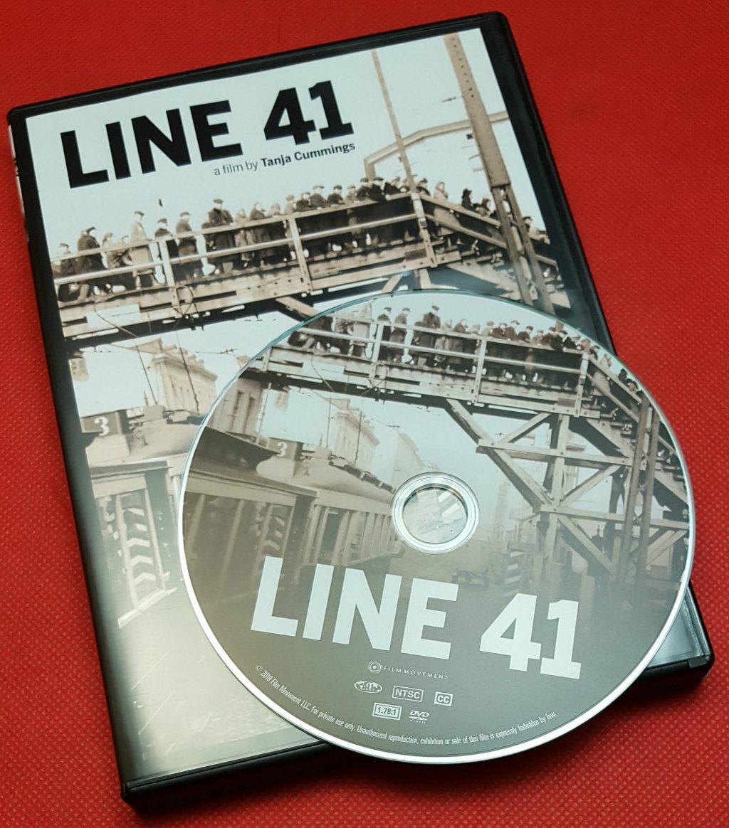 Line 41 movie independent film DVD