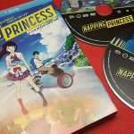 Napping Princess Anime DVD + Blu-ray