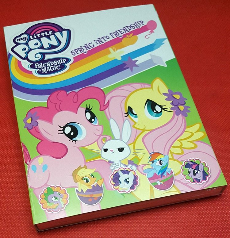 New My Little Pony Spring Into Friendship DVD Shout Factory