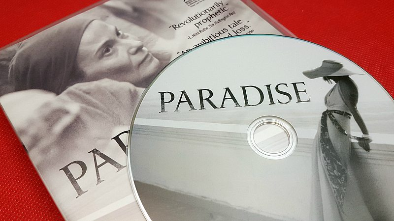 Paradise movie DVD indie film