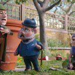 Sherlock Gnomes – They're on a Mission to bring every gnome home!