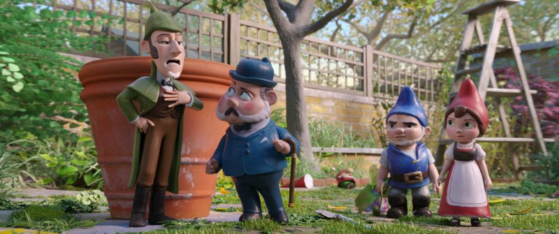 Sherlock Gnomes Movie Still