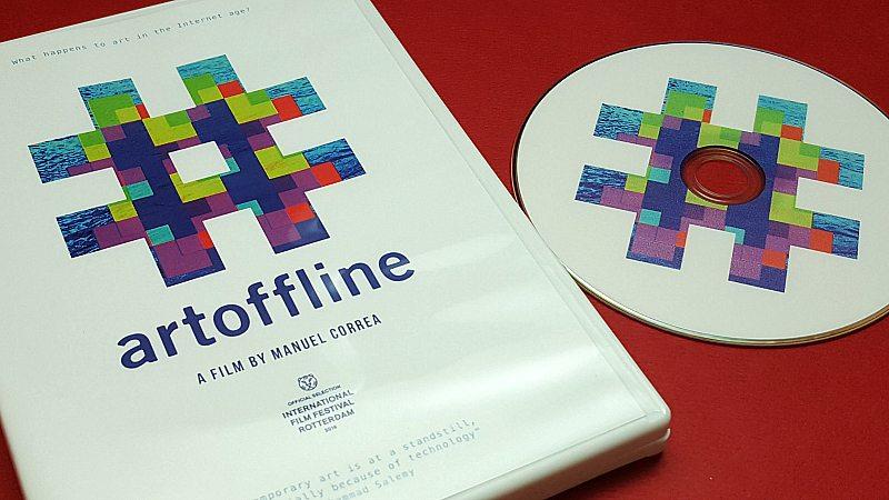 artoffline dvd giveaway