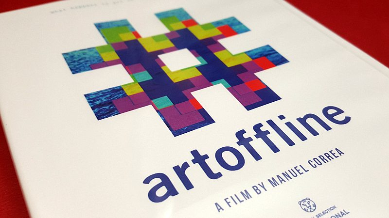 artoffline movie dvd