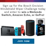 Bosch Challenge Amazon Echo Giveaway
