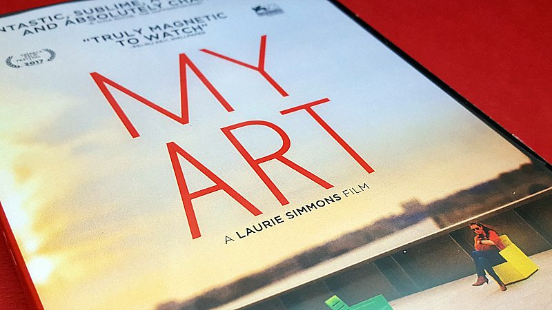 my art dvd