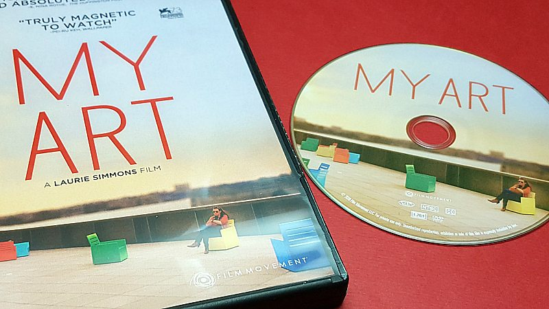 my art movie dvd