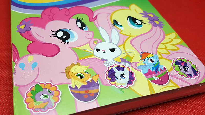 my little pony spring dvd