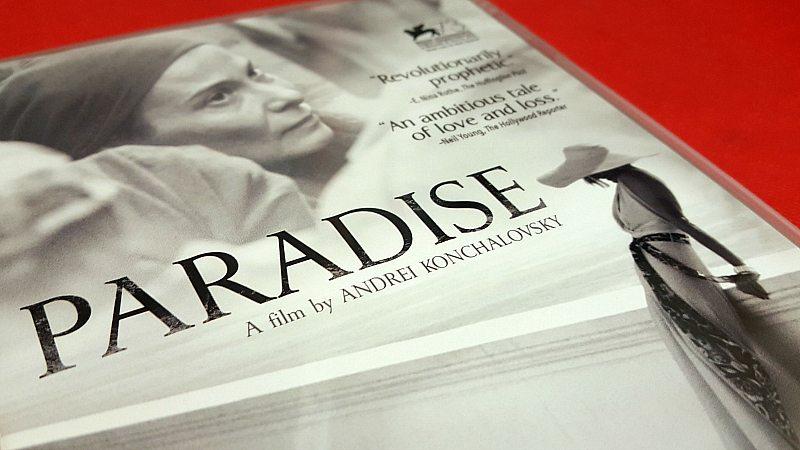 paradise dvd film