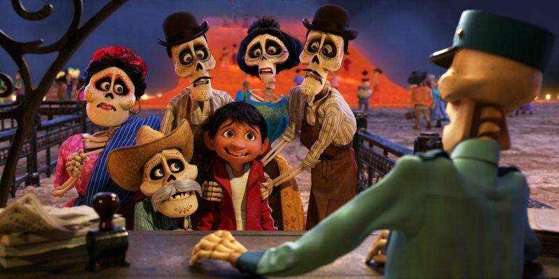 disney pixar coco family tree ancestors