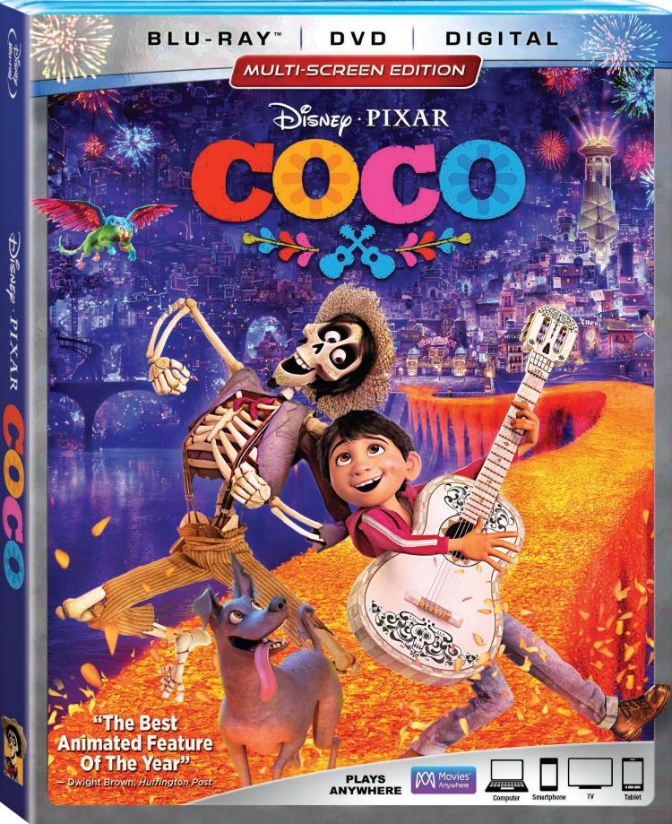 Disney Pixar Coco Giveaway