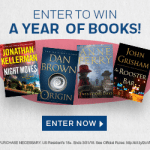 Book Giveaway – Enter to Win a Year of Books