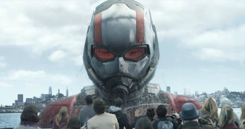 ant man and the wasp video marvel movie