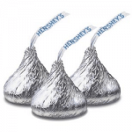 Chocolate Giveaway – Hershey's KISSES – Ends 2/27/18