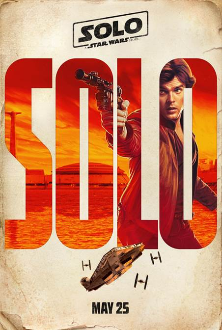 Han Solo Video Star Wars Story