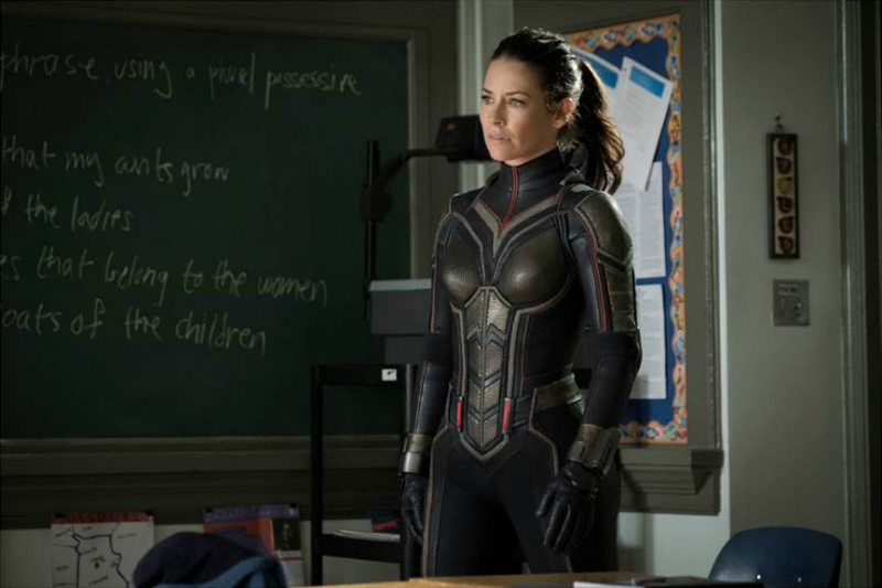 marvel ant man and the wasp video