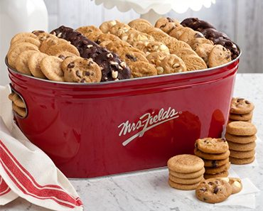 Mrs Fields Cookies Giveaway