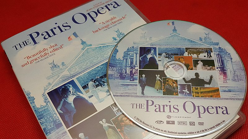 paris opera dvd movie