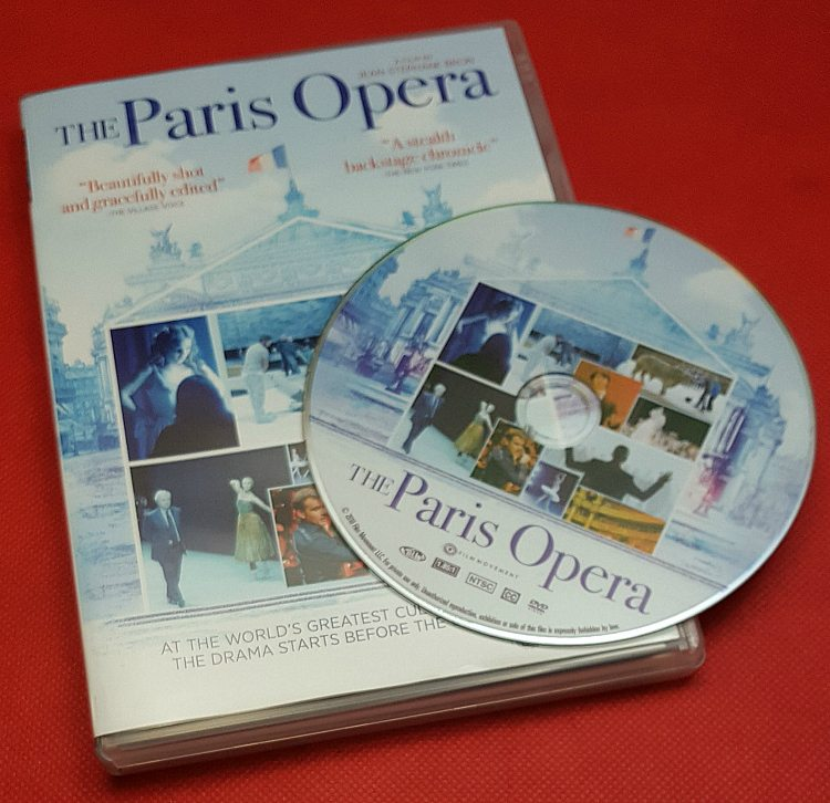 paris opera movie dvd