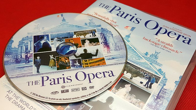 the paris opera dvd movie