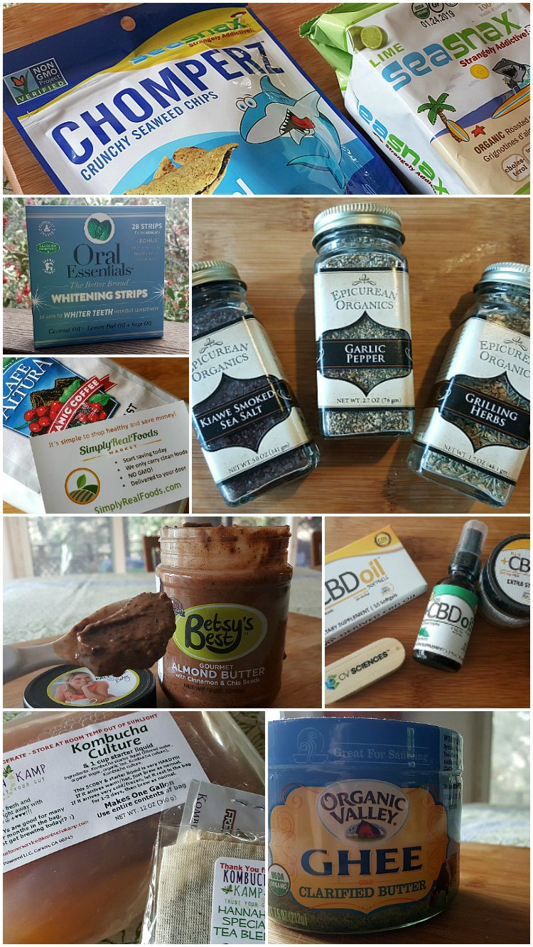 Favorite Natural Products from ShiftCon #ShiftConLovePackage ShiftConLovePackage