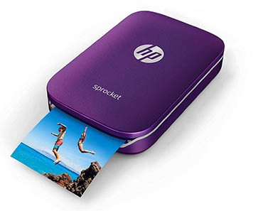Printer Giveaway – HP Sprocket – Ends 6/26/18