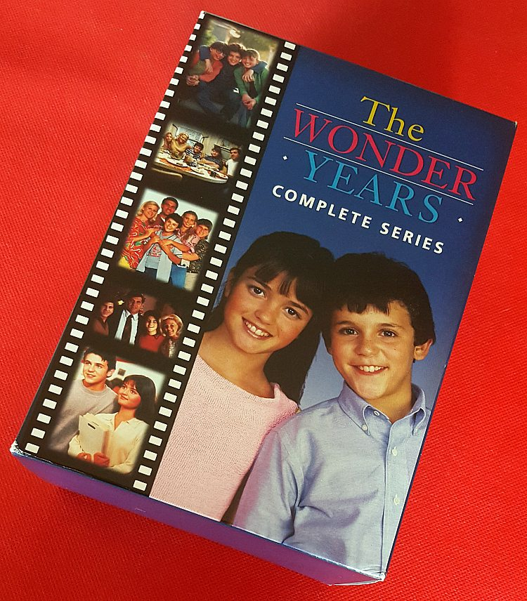 The Wonder Years Giveaway DVD Box Set