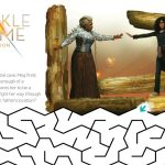 Free Disney Maze – Wrinkle in Time Printable Activity Page