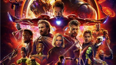 Watch Infinity War Video Trailer