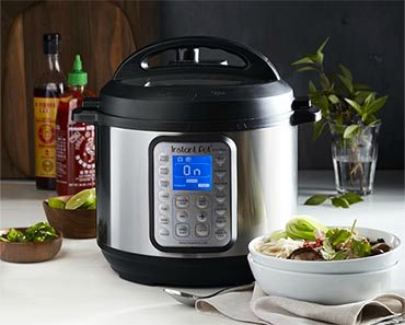 Instant Pot Giveaway – Ends 3/27/18